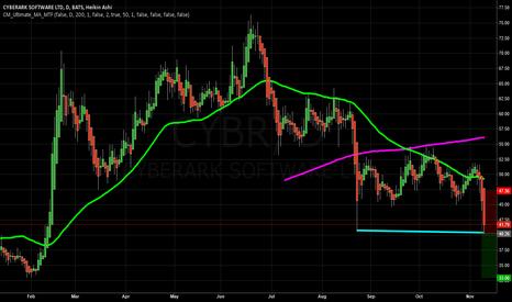 CYBR: CYBR Short