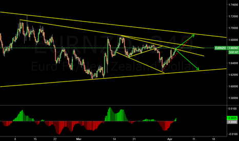 EURNZD: Two Possible Ideas