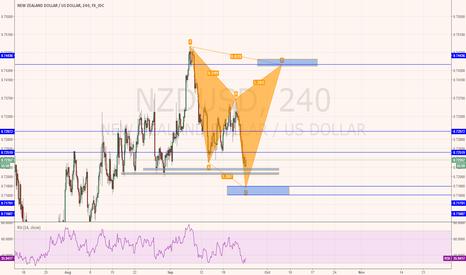 NZDUSD: NZDUSD long then short