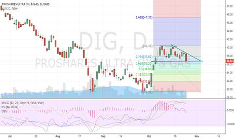 DIG: DIG Short as Oil Collapses