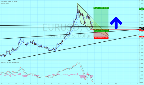 EURUSD: Eu long