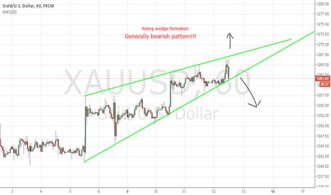 XAUUSD: gold bereakout coming soon