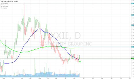 XXII: XXII Bullish long