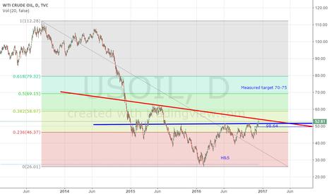 USOIL: Crude oil will continue rally