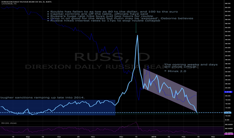 RUSS: Russian Bear and Ukraine