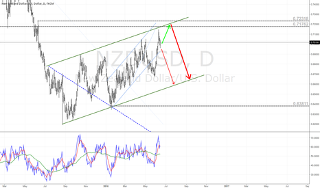 NZDUSD: Food for thoughts!