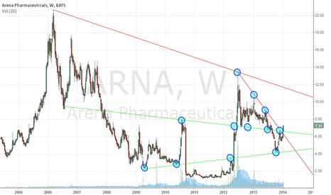 ARNA: ARNA Long term view
