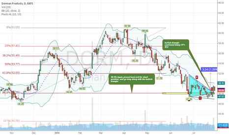 DORM: Will this bounce gain momentum?