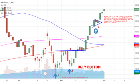 NFLX: NFLX SHOWS FAMOUS UGLY BOTTOM