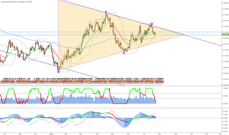 AUDUSD: Long term outlook in the AUDUSD - Daily Chart