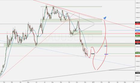 XAUUSD: Gold Pre-FOMC
