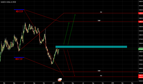 XAUUSD: GOLD / PV and TMP