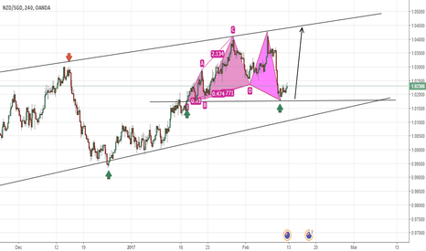 NZDSGD: NZD/SGD Long term
