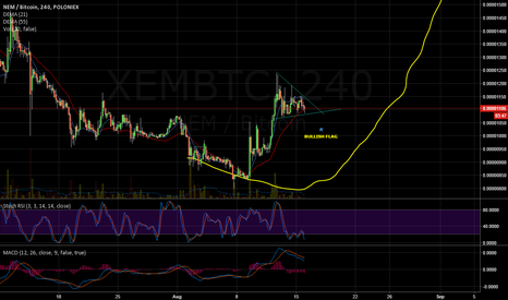 XEMBTC: XEM: Go Long