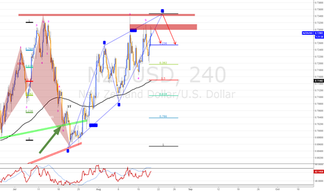 NZDUSD: Nzdusd 4hr Pending put option