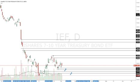 IEF: Long on bonds..