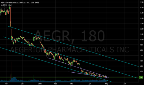 AEGR: Coming into earnings tonight
