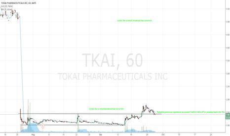 TKAI: JaeSmith - Trading Perspective TKAI
