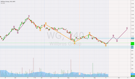WG: Potential Elliot Wave Retracement