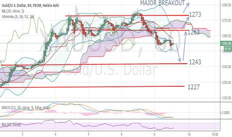 XAUUSD: XAU USD ( Gold / US Dollar)