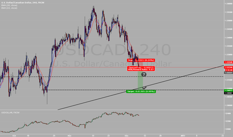 USDCAD: USDCAD SHORT (1hr) #31