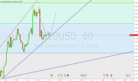 NZDUSD: Switching Pos. to Long NZDUSD
