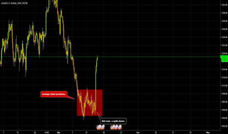 XAUUSD: GOLD / No Spike & Pullback.