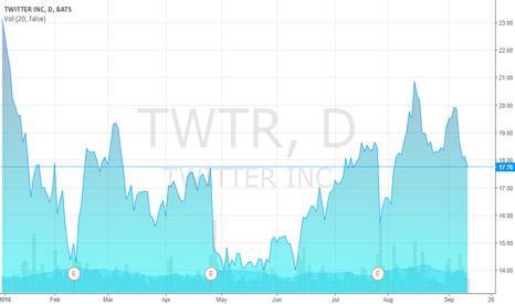 TWTR: Twitter Inc Is Not Dead Yet