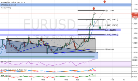 EURUSD: Analysis and forecasts for EUR / USD 02/05/16