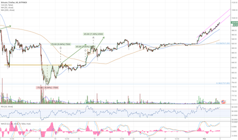 BTCUSD: Still in the Channel - Up We Go