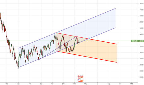 USDCAD: RED or BLUE ?