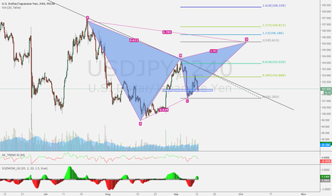 USDJPY: USDJPY Gartley