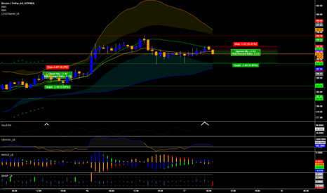 BTCUSD: Scalping the failed rally to 300! Cautious with this one...