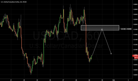 USDCAD: USDCAD: Riding the OPEC Wave