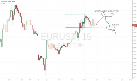EURUSD: SHORTING EURO