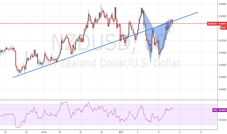 NZDUSD: NZDUSD retest the structure