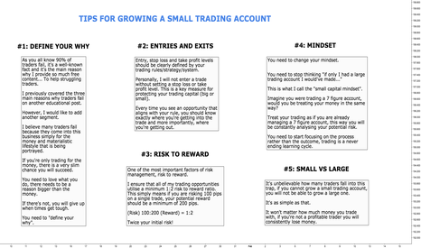 GBPJPY: Tips for Growing a Small Trading Account