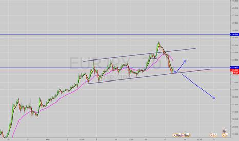 EURJPY: EUR/JPY watching price action