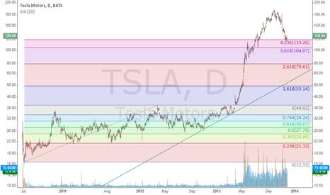 TSLA: tasla motors