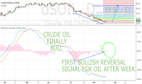 USOIL: OIL STARTED BULL MARKET FEW MINUTES AGO