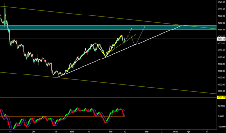 XAUUSD: Look at the numbers, don't listen to the story... CoOkie