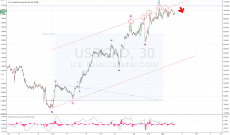 USDCAD: The Looney being annoying! But a big short in sight!