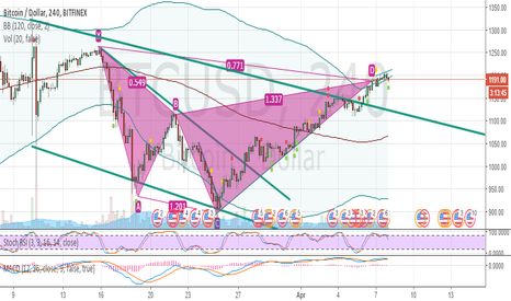 BTCUSD: Cypher is complete
