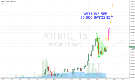 POTBTC: PotCoin to 10,000 Satoshi ?  ANOTHER DOUBLE !!!!