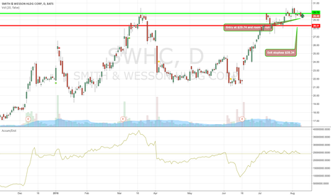 SWHC: SWHC also presents a decent setup pattern.