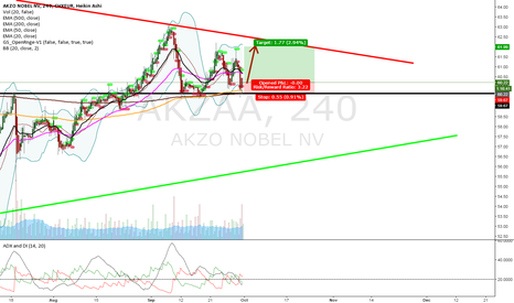 AKZA: AKZO NOBEL 1/10 play long