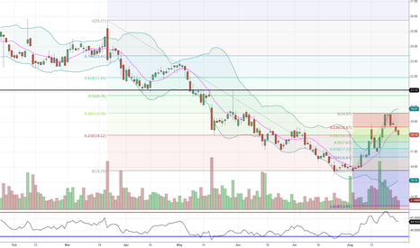 GME: Down to the dual Fib support today