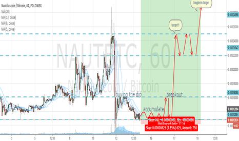 NAUTBTC: Nautiluscoin possible comeback