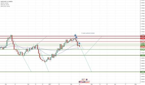 NZDUSD: Reversals are always stronger than continuations