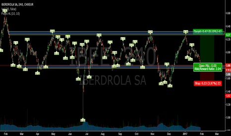 IBEE: Support level-IBERDROLA